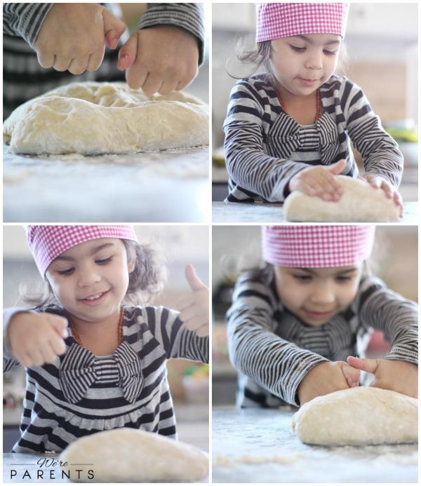 mini chef mondays homemade bread bowl recipe