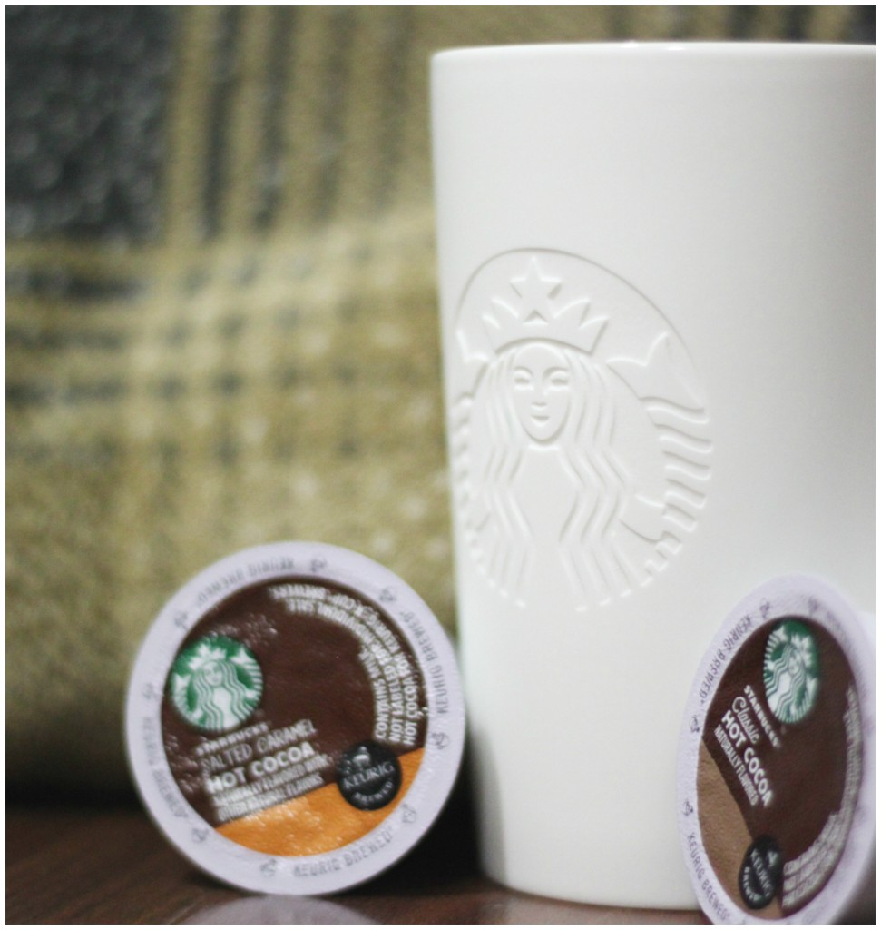 starbucks hot cocao kcups