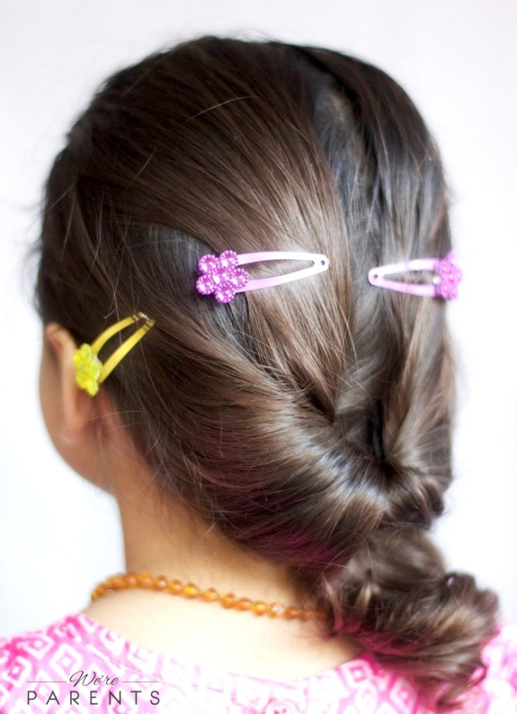 easy hairstyles for girls 3