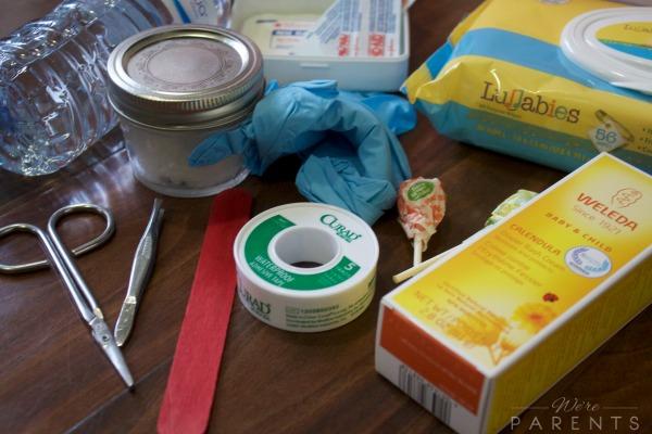 emergency kit for kids