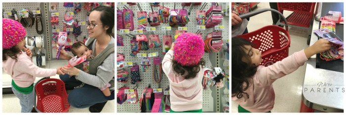 finding goody style at Target