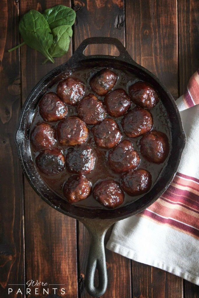 homemade chicken meatballs recipe