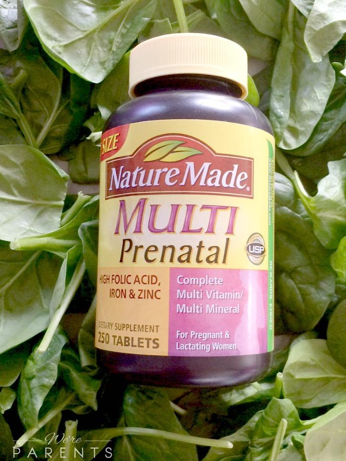 nature made prenatal vitamins