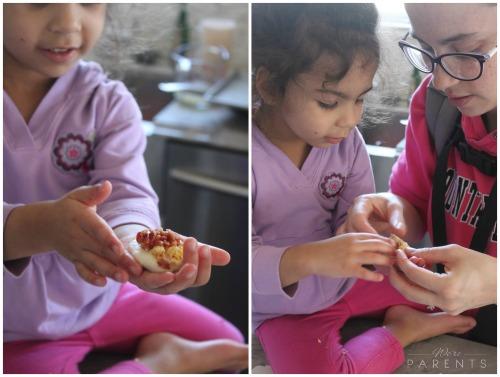 bacon egg and cheese pretzel bites mini chef mondays