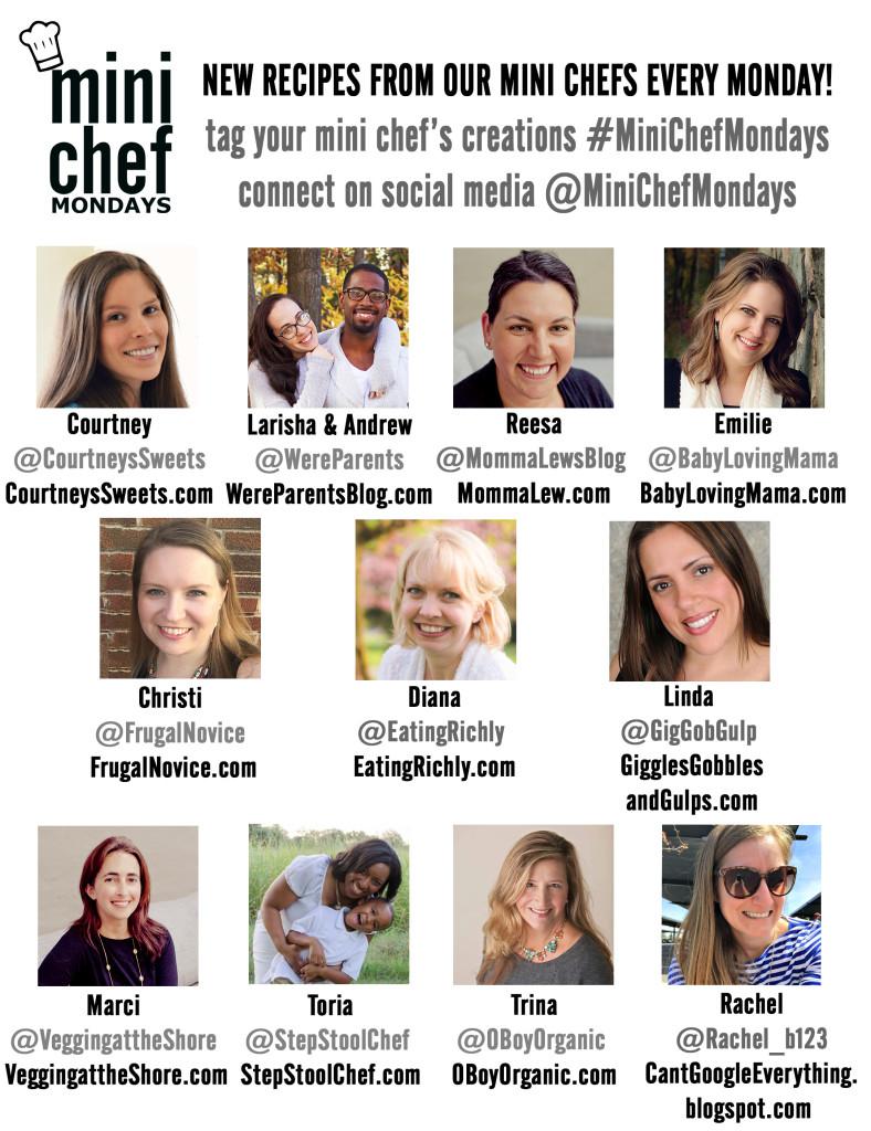 mini chef monday bloggers