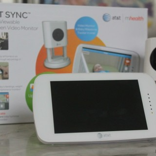 smart sync baby video monitor