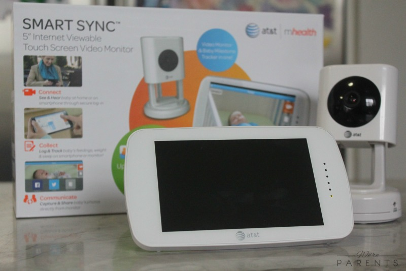 easing your mind with smart sync video monitor were parents. Black Bedroom Furniture Sets. Home Design Ideas