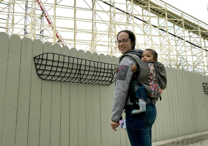 babywearing dorney park