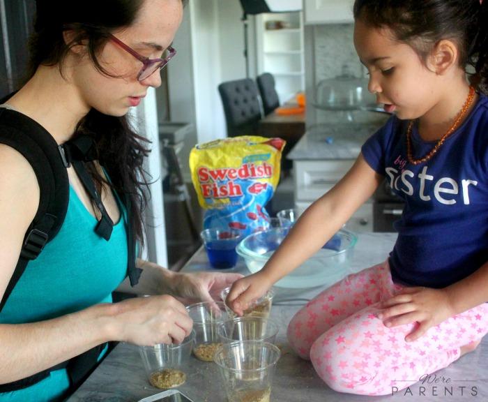how to make homemade jello cups