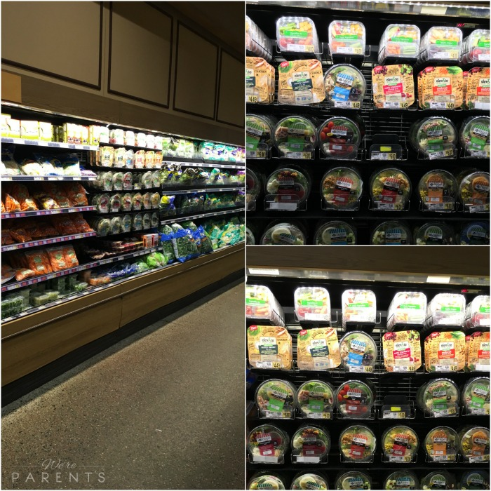 readypac elevate salads at wegmans