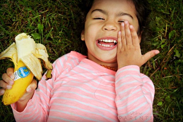 smile contest chiquita banana