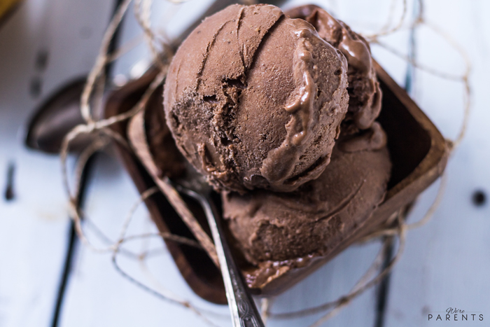 chocolate nice cream recipe