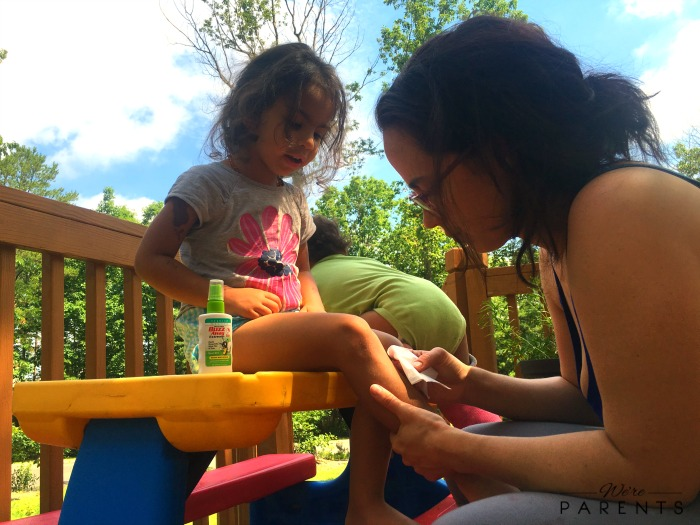 Deet free bug wipes for kids