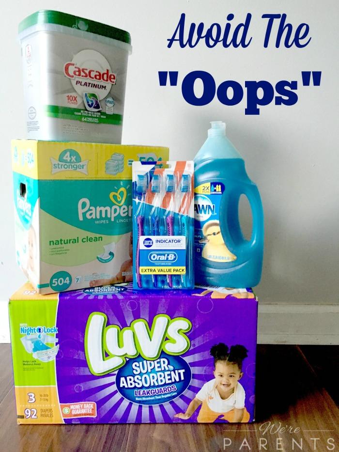 avoid the oops