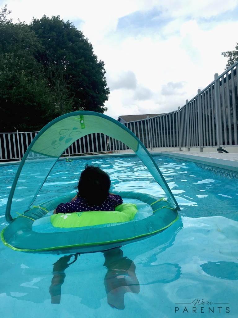 baby float swimways