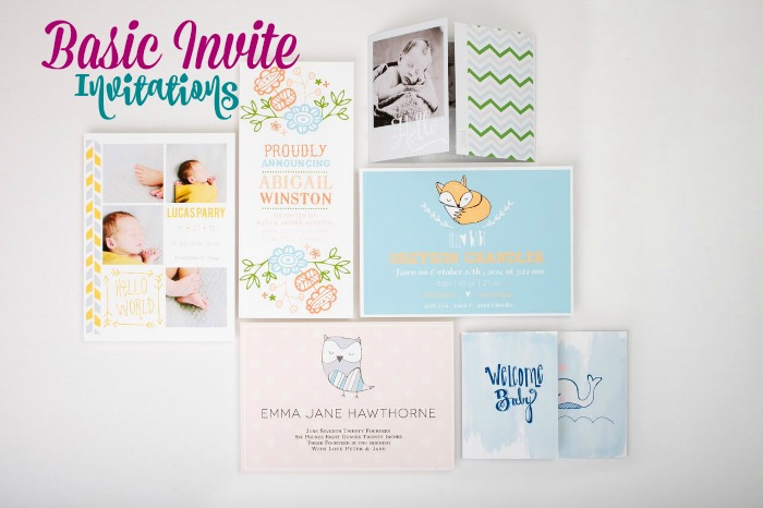 basic invite invitations
