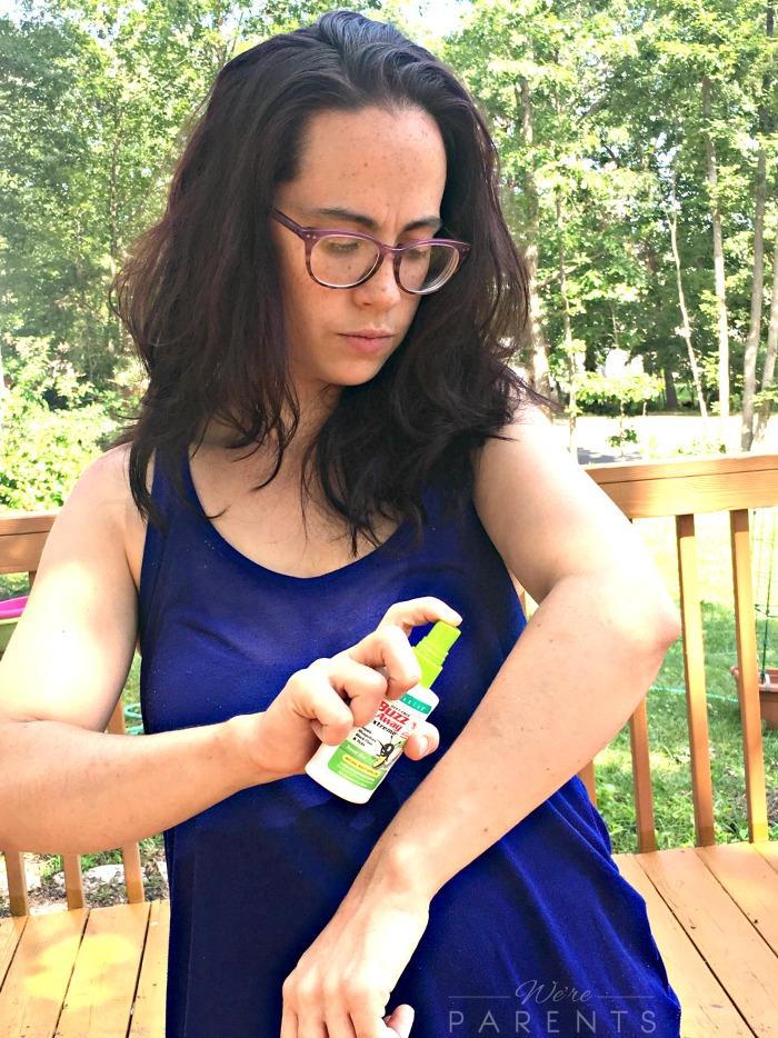 buzz away extreme spray