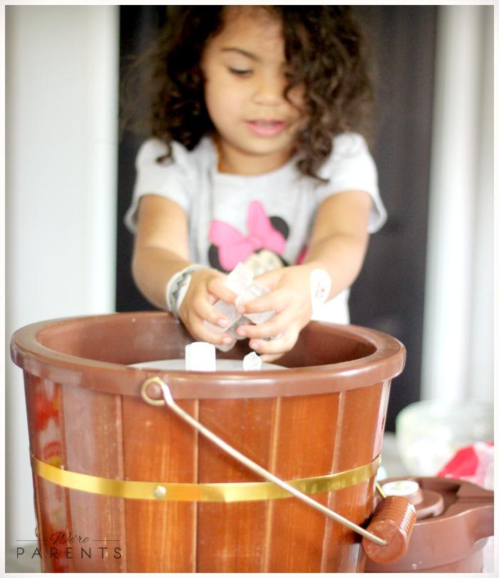 homemade ice cream maker