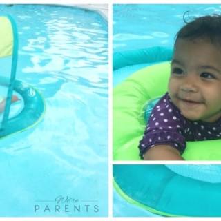 swimways baby floatation