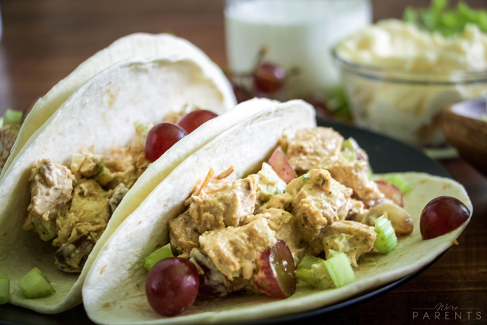 Walnut-Grapes-and-Chicken-Salad-recipe