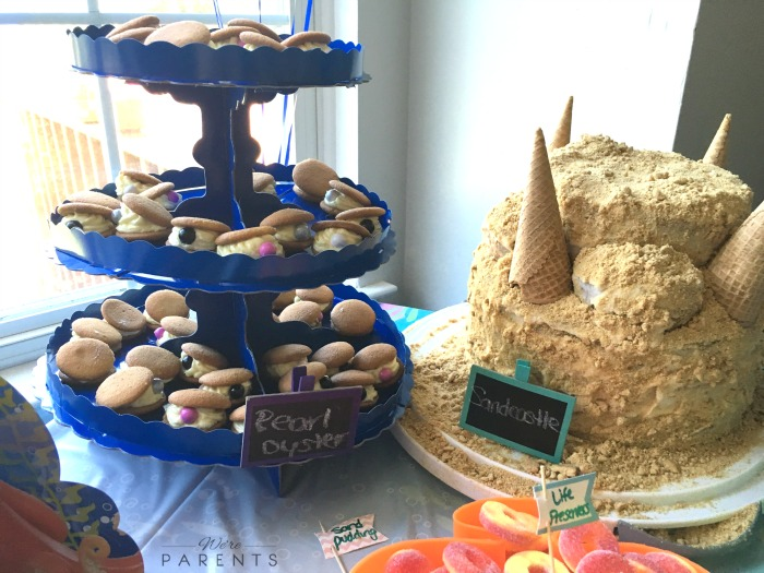 finding dory desserts food