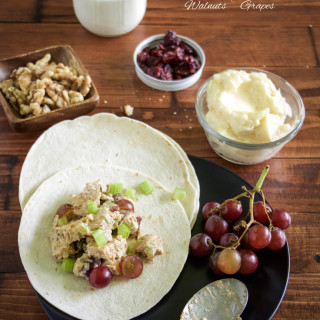 homemade-Walnut-Grapes-and-Chicken-Salad