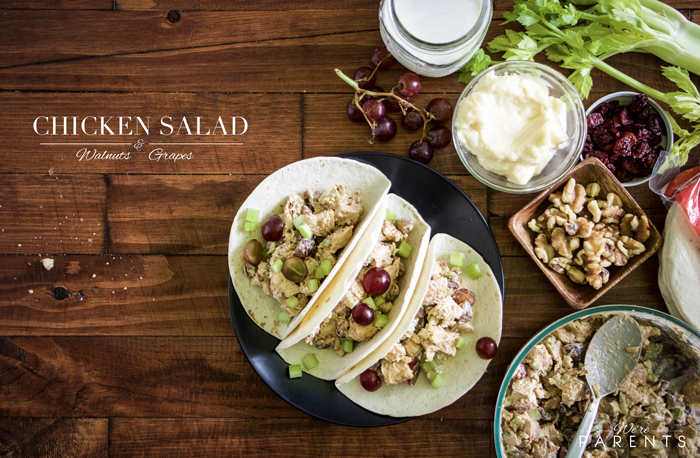 how-to-make-Walnut-Grapes-and-Chicken-Salad