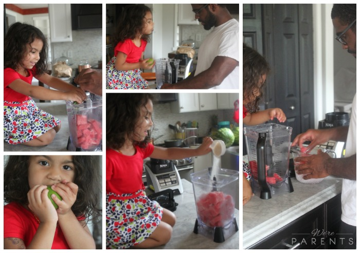 watermelon limeade slushie recipe mini chef