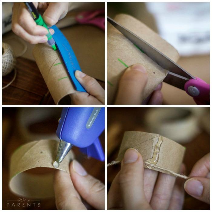 how-to-make-a-twine-napkin-ring-diy