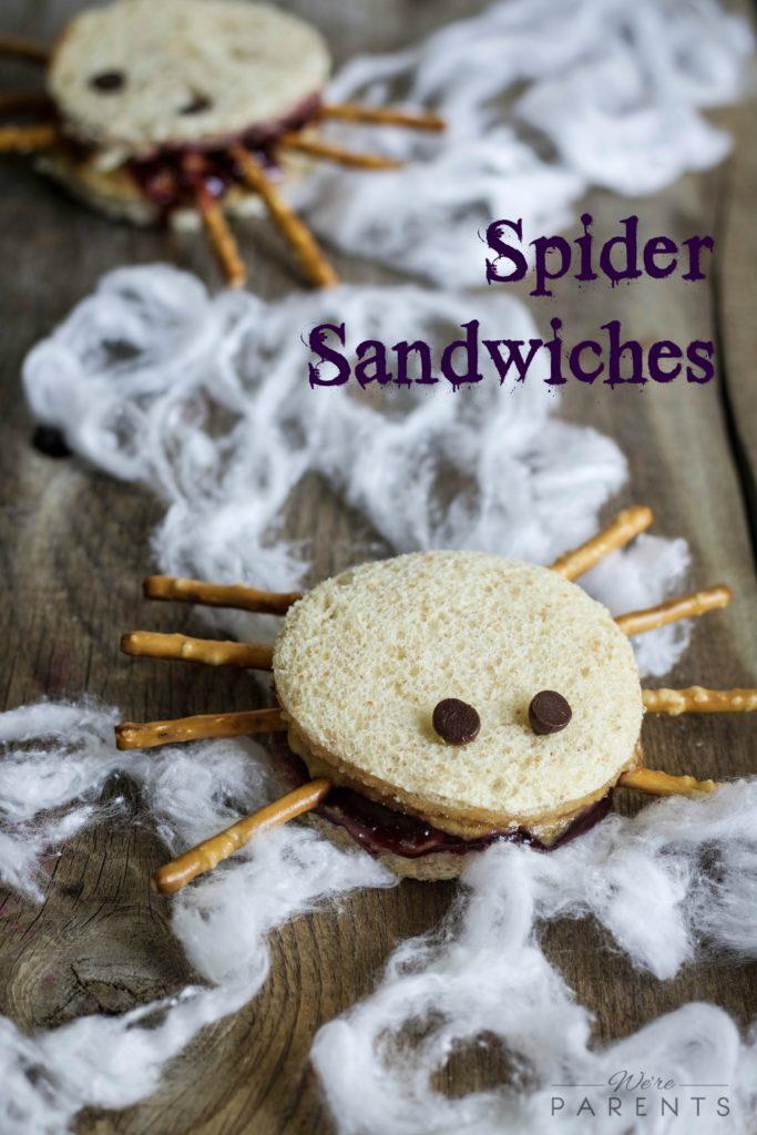 spider-sandwiches-for-halloween