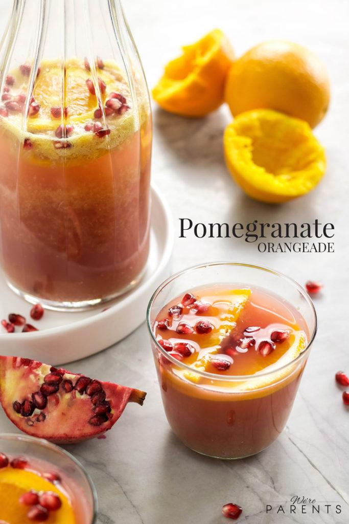 pomegranate-orangeade