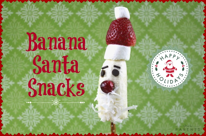 banana-santa-snack-idea