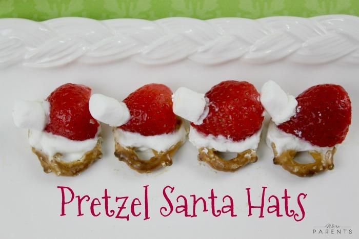 pretzel-santa-hats