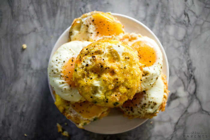 Sweet Potato and Egg Muffin