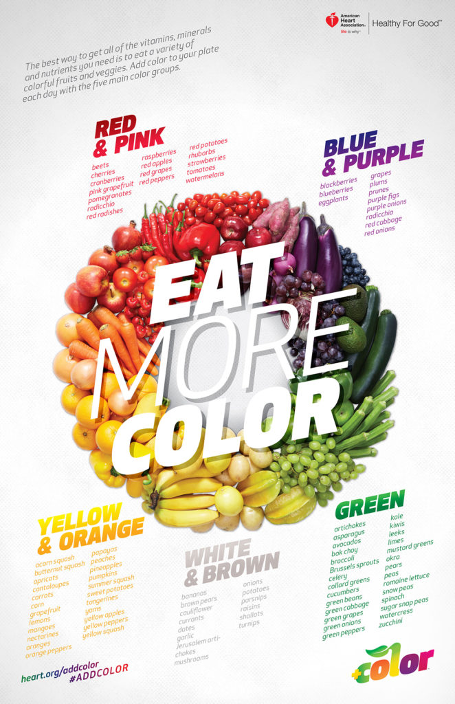 eat more color