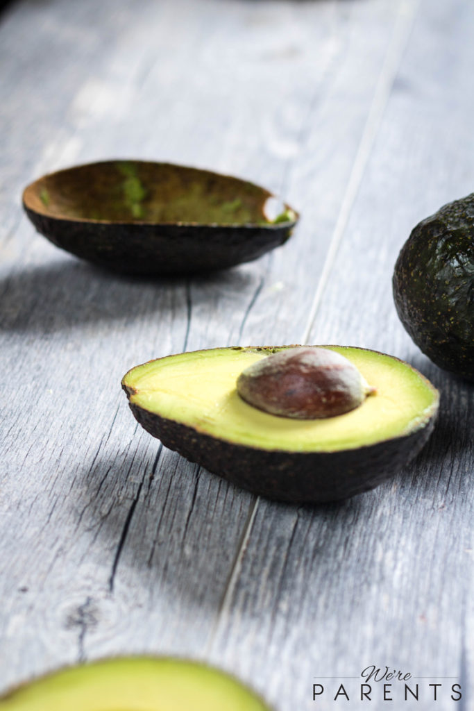 how to make dip from avocado