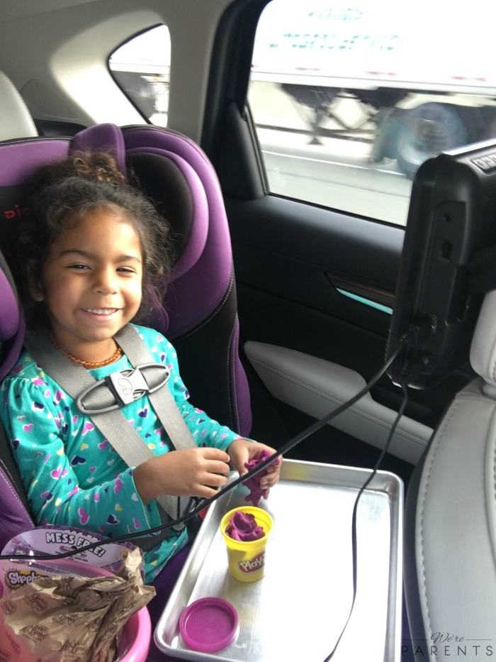 ways to keep preschoolers busy on long car rides