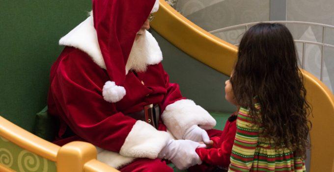 Santa HQ – A Family Experience