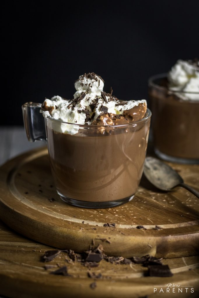 indulgent hot chocolate recipe