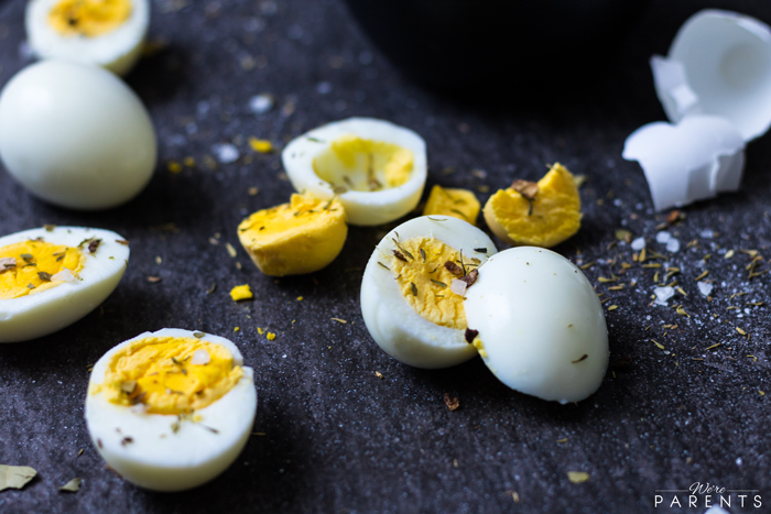 how to cook hardboiled eggs perfectly