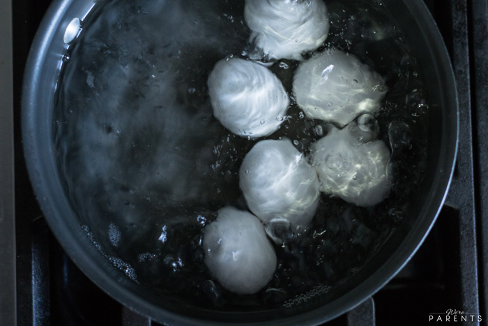 how to make hardboiled eggs