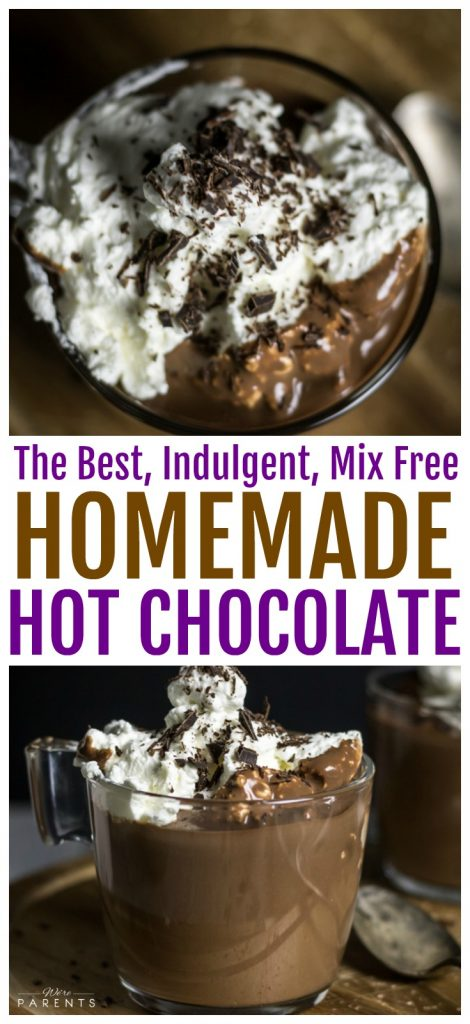 mix free hot chocolate recipe
