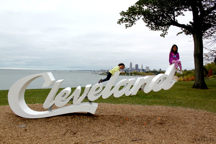 where to find the cleveland signs