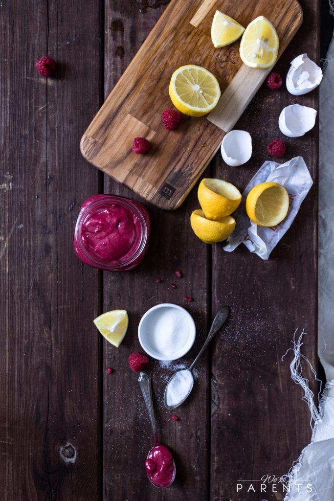 lemon raspberry curd recipe