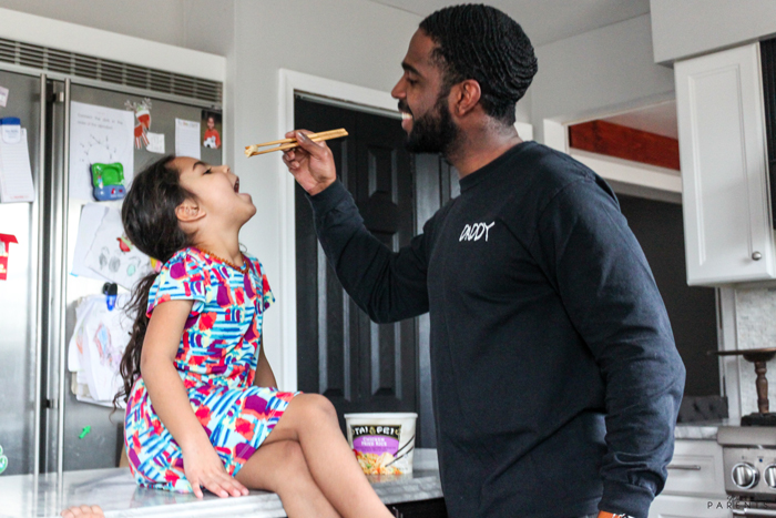dad tips for staying home with kids