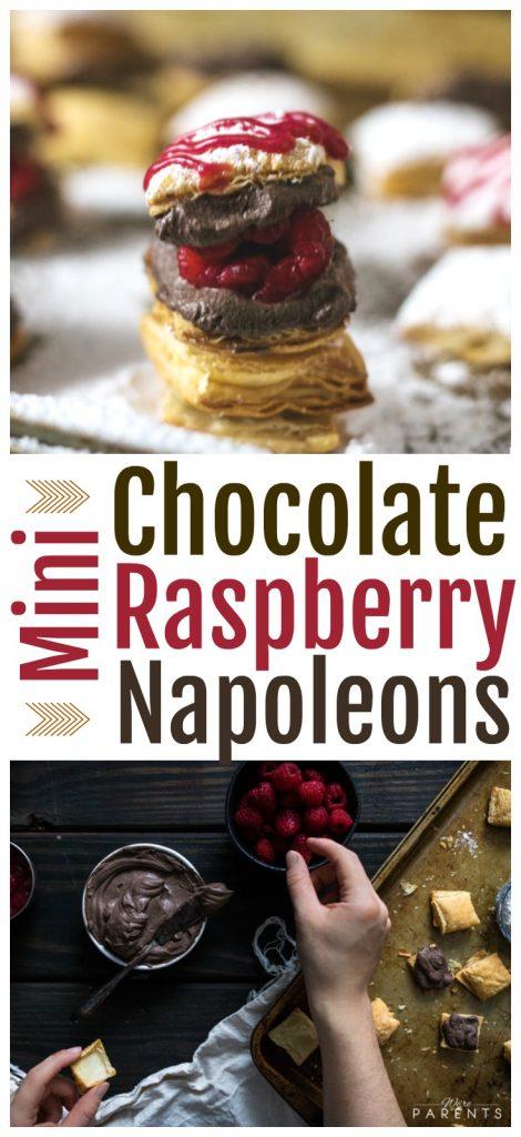 easy napoleons recipe
