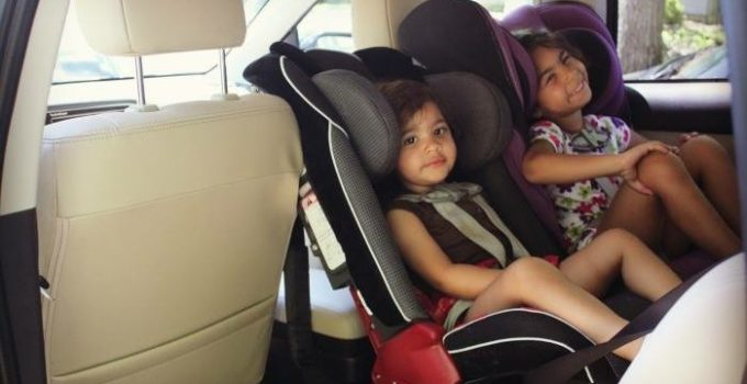 Illinois Car Seat Laws 2018