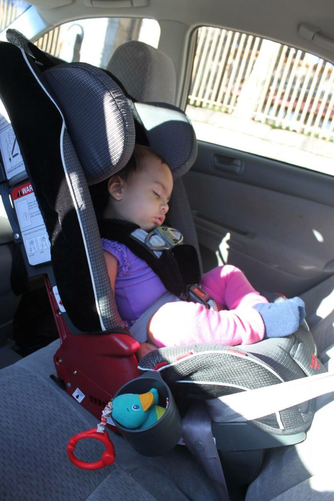 ADDITIONAL NOTES OF ILLINOIS NEW CAR SEAT LAWS