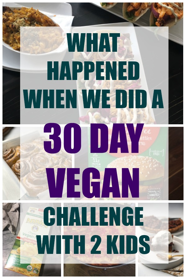 We did a 30 day vegan challenge and we re sharing the good f9dcaabc8d8