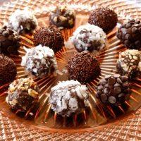 Brigadeiros - Chocolate Truffle Candies from Brazil, Negrinhos